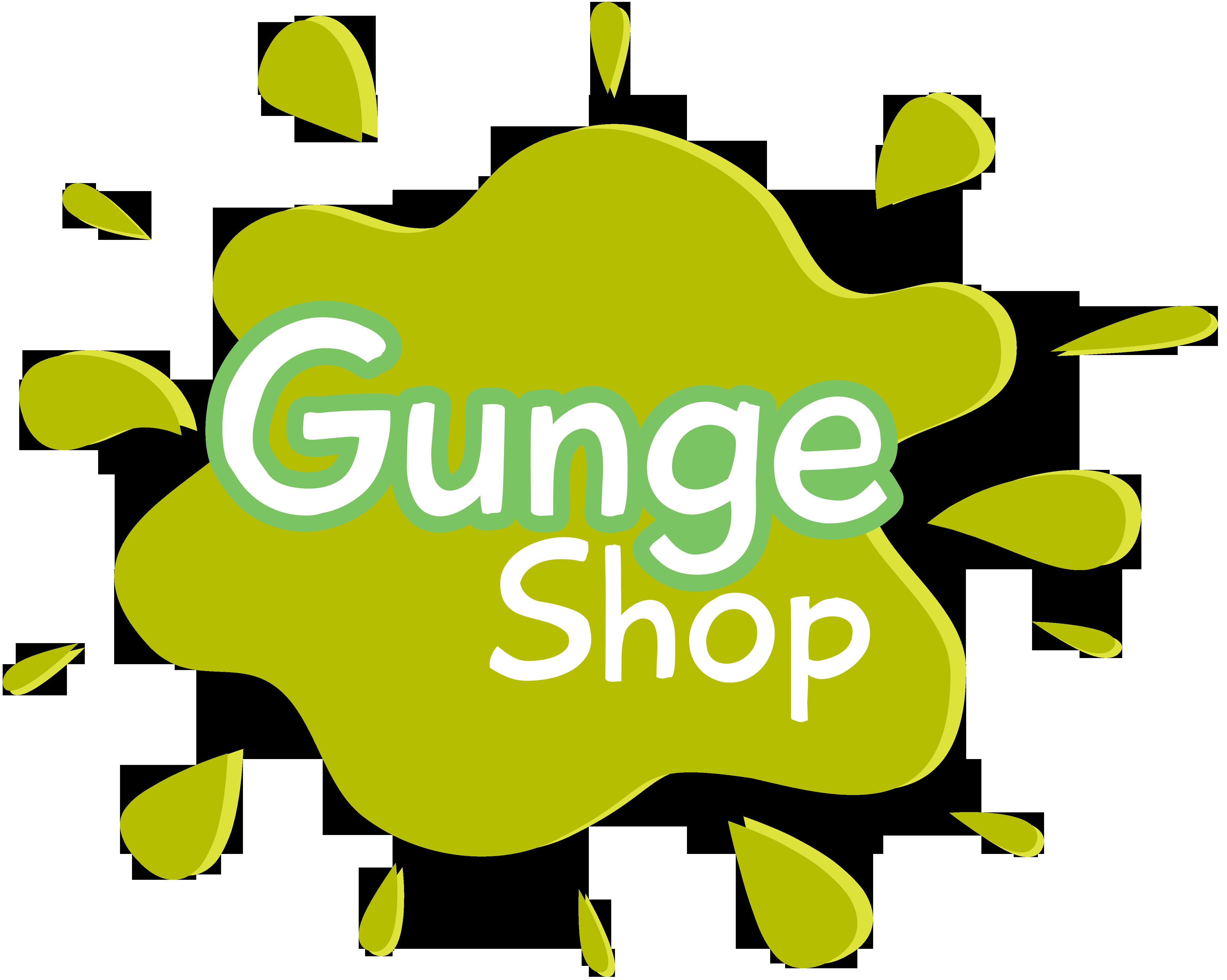 Gunge Shop Logo