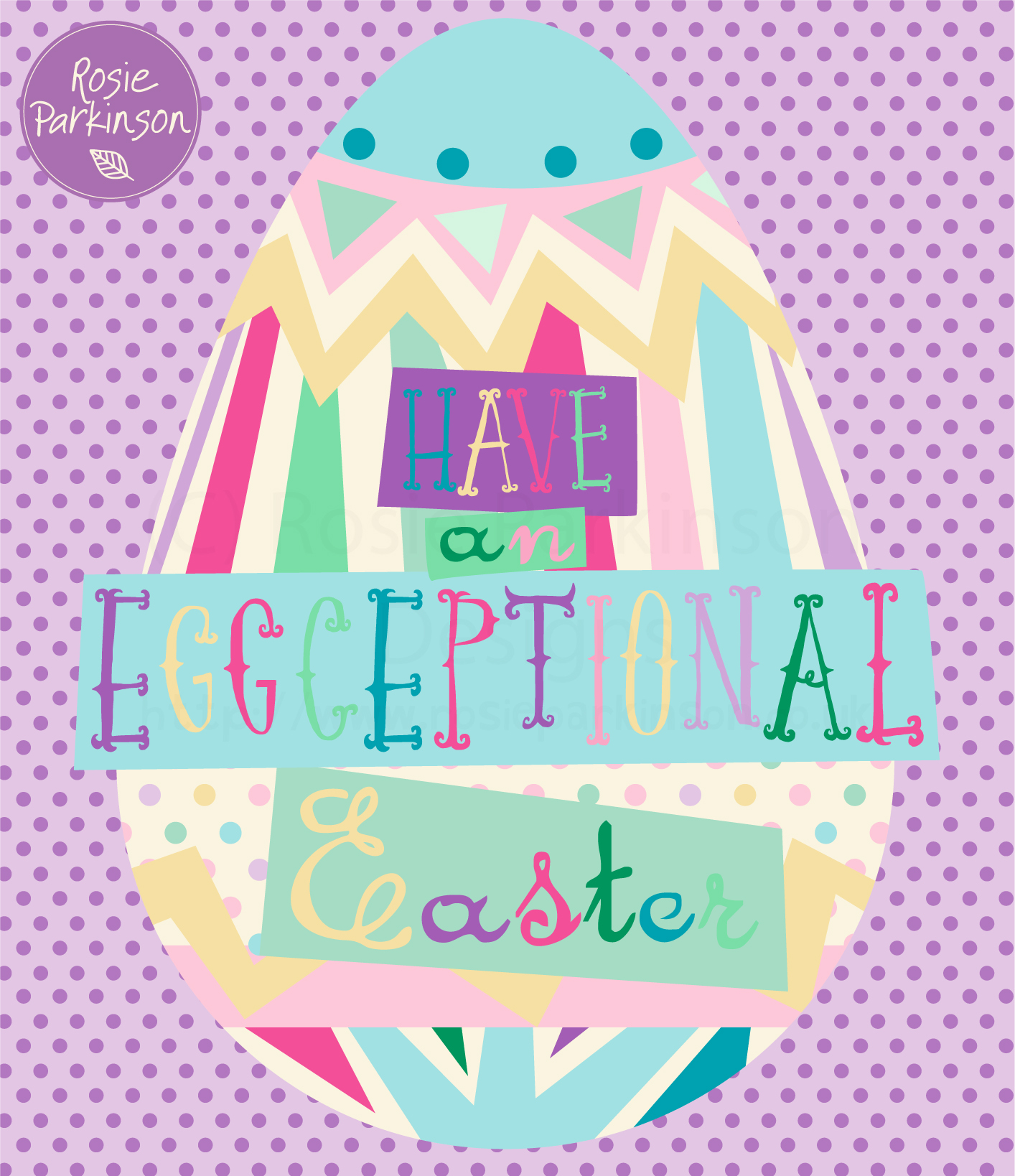 Eggceptional Easter HR