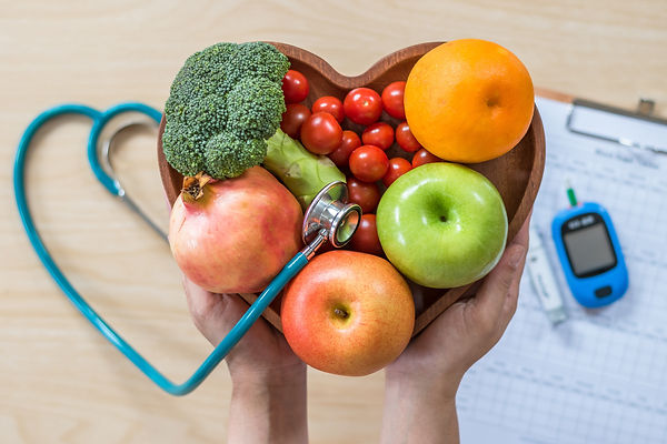 diabetes education fruits and vegetables