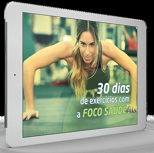 Foco Saúde - 30 Dias de Treinos