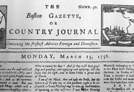 Is False News New? Or Was Ben Franklin Stabbed?