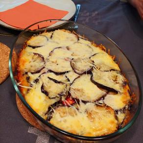 Eggaldin Parmesan