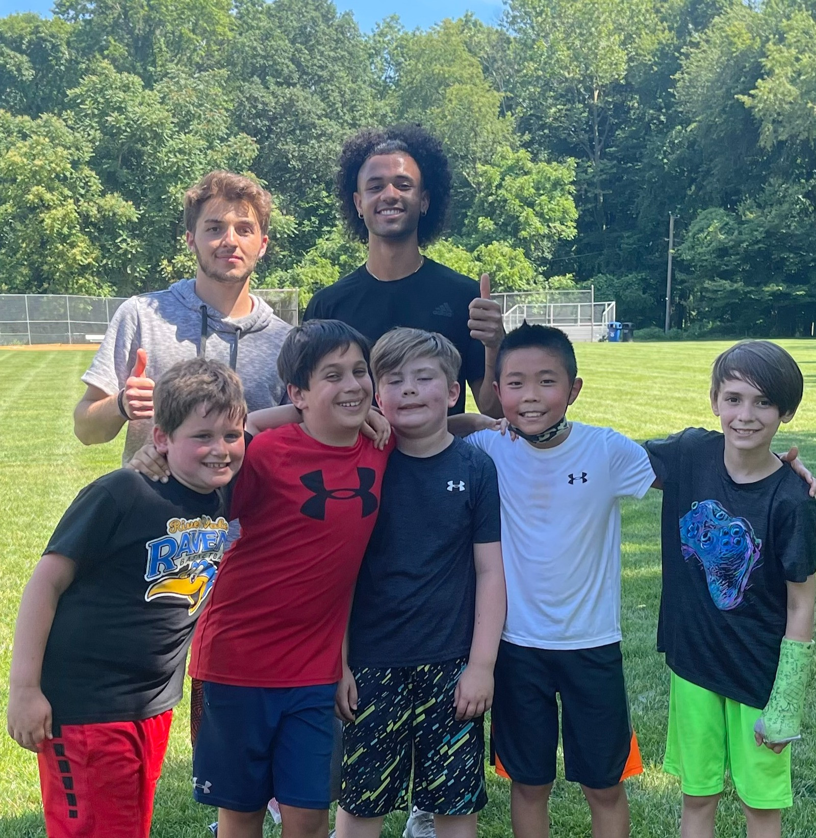 SCHOOL'S OUT SPORTS CLINIC 6-11 YRS