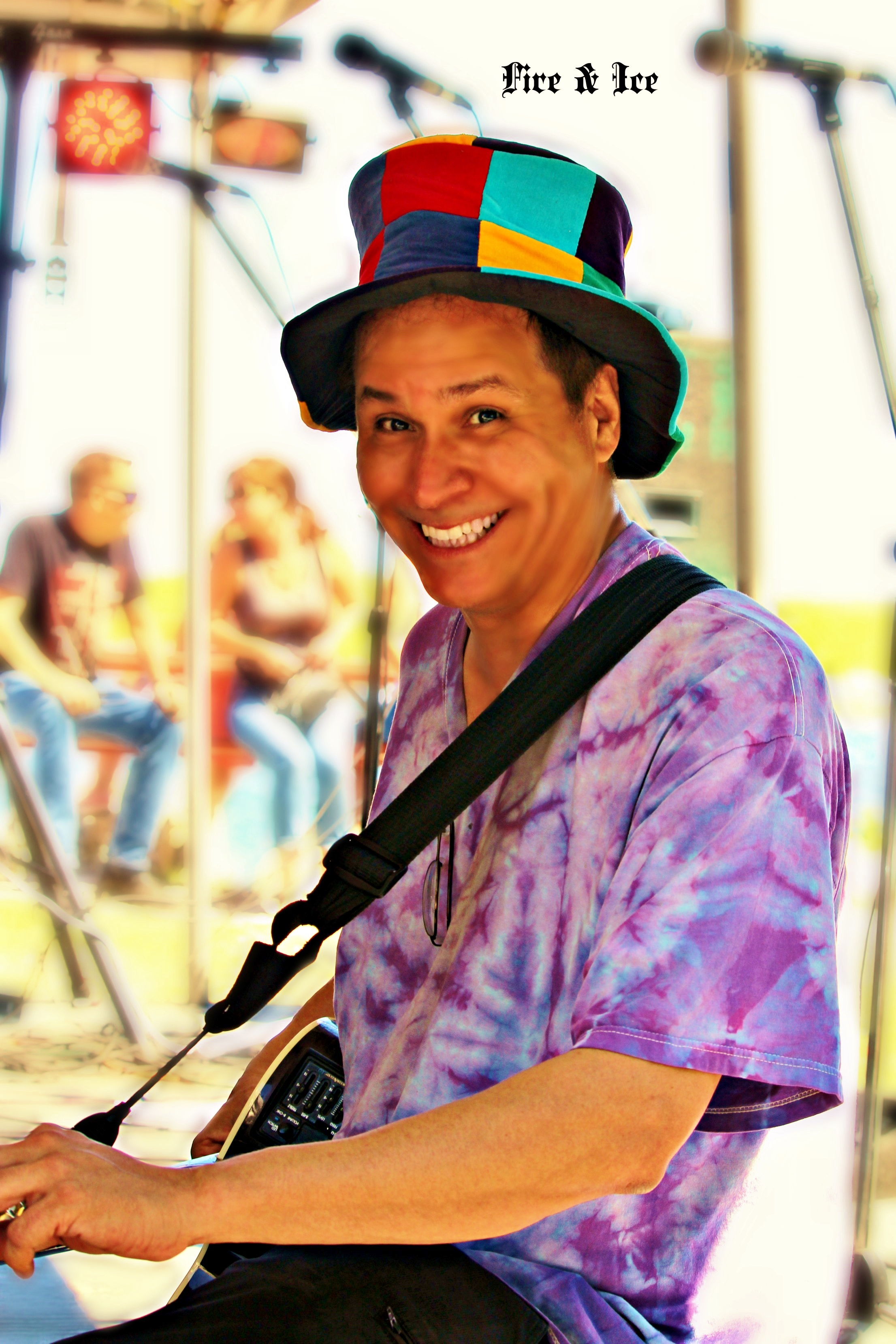 Mr. E at Summerfest
