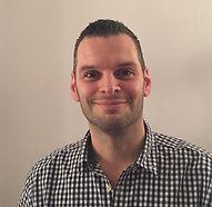 Psychotherapist Dr Christian Buckland