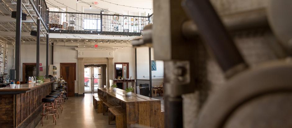 A Unique & Trendy Venue in Racine, WI - The Branch at 1501