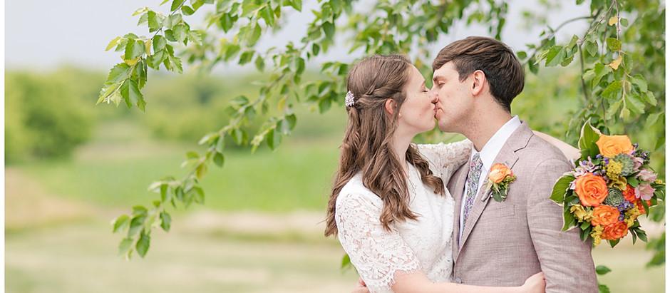 A Date too Perfect to Postpone -             Nicole &  David - June 20th 2020