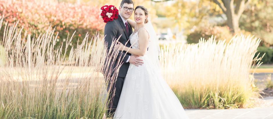 Elissa & Matt's Story Book Inspired Wedding