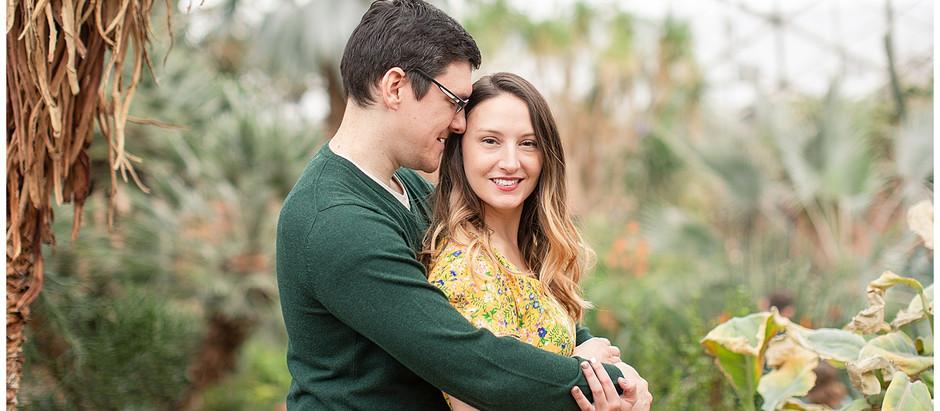 Elissa & Matt are Engaged!