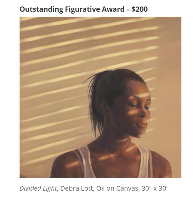 American Women Artists.org Outstanding Figurative Award, 2021