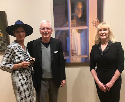Painting the Figure Now with guest curators Steven Alan Bennett and Dr. Elaine Melotti Sch