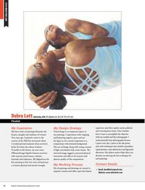 International Artists Magazine Art Prize Challenge, People and Figure – Finalist