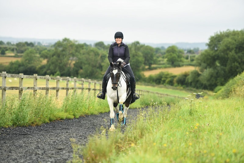 cantering, hacking, horse riding