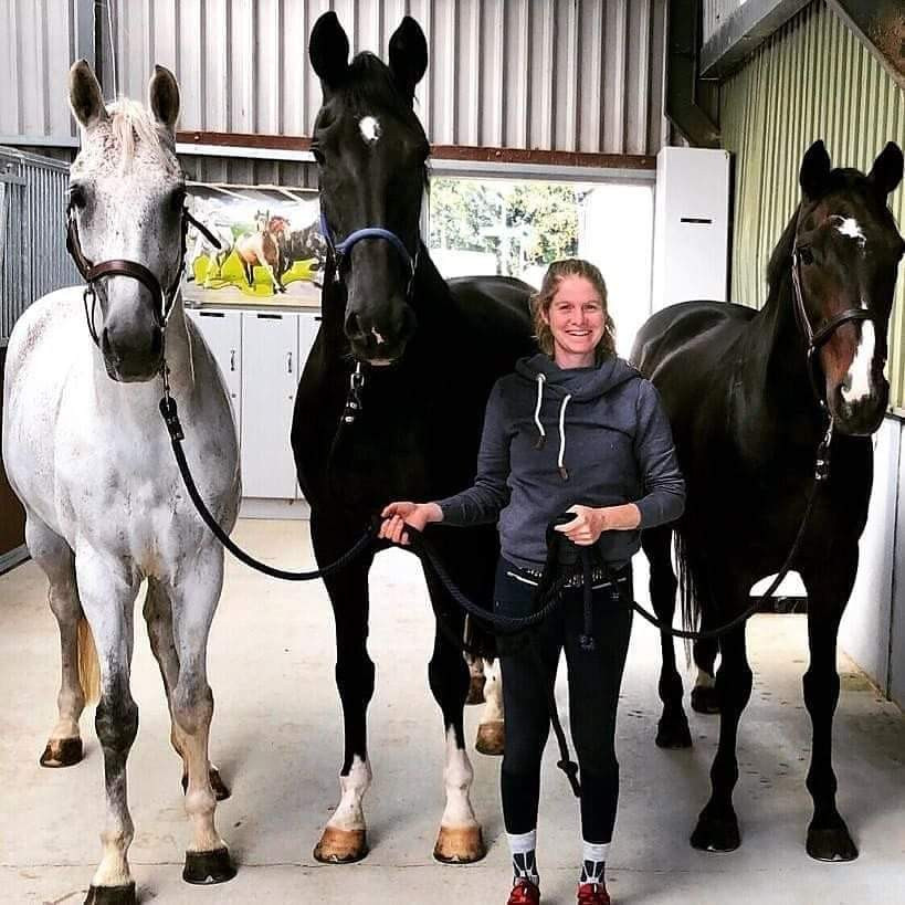 neuromuscular therapy, horse rider, horses
