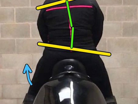 Take 5 Things- How to improve your riding with Biomechanics