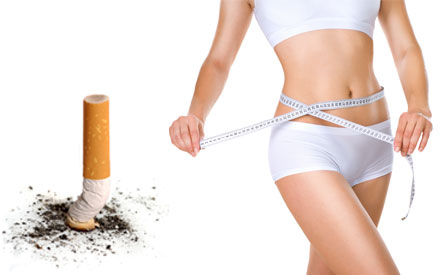 Weight Loss, Smoking Cessation