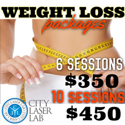Weight Loss Laser Packages