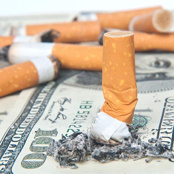 Cost Of Smoking ?