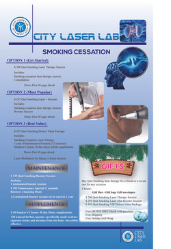 Smoking Cessation Laser Treatment