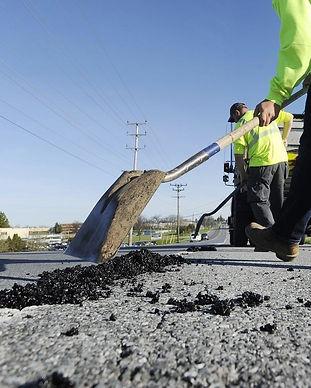Workable asphalt