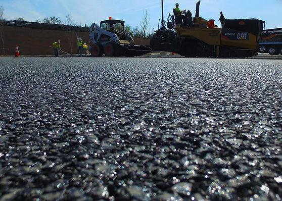 asfalti a tiepido