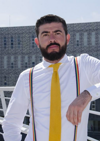 Marco Antonio Moreno Rosado