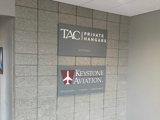 Keystone Aviation, Aircraft Management and Aircraft Maintenance Expands to Scottsdale