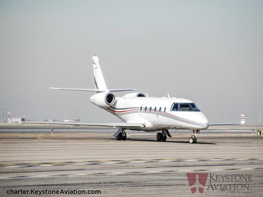 Keystone Aviation Has Mastered Welcoming New Charter Customers