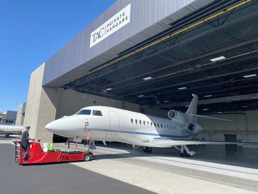 TAC Creates Hangar Management Business with Acquisition