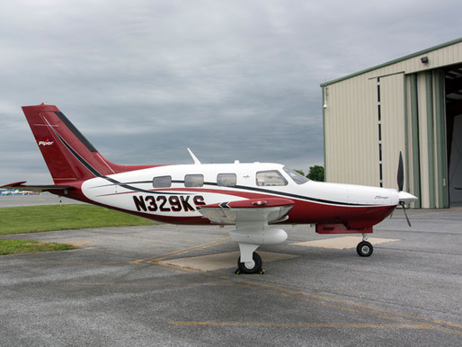 2013 Piper Mirage N329KS Added to Inventory!