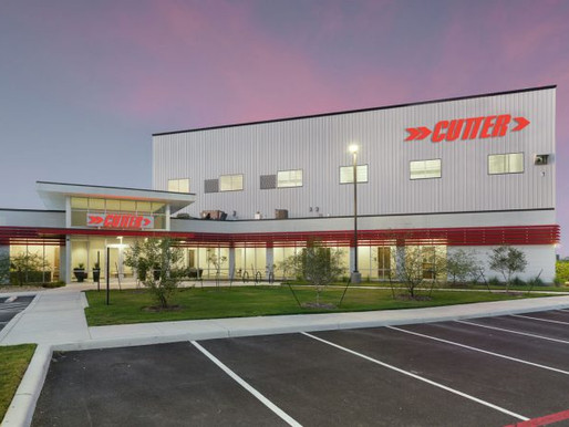 Cutter Aviation announces the opening of its new world-class facility in San Antonio Texas