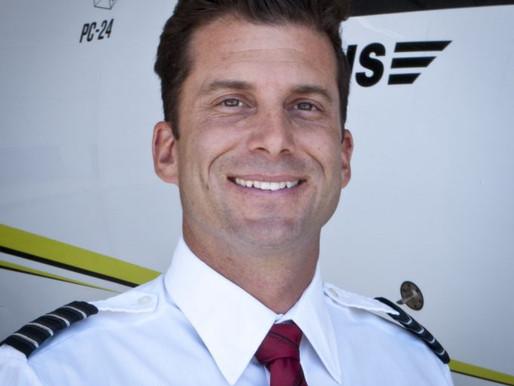 Cutter Aviation Promotes Jon Lassak to Chief Pilot