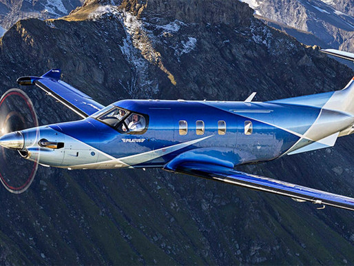 KCAC Aviation Delivers its First Pilatus PC-12 NGX