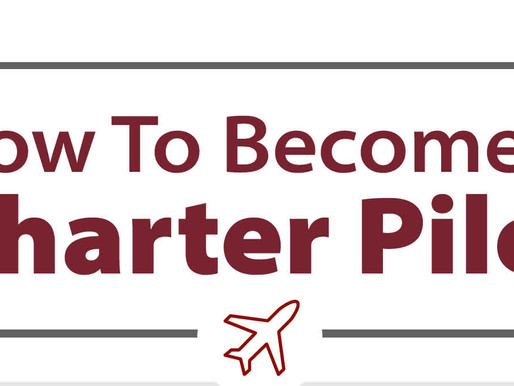 How to Become a Charter Pilot