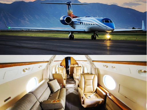 How Keystone Aviation Maintains Clean and Sanitized Charter Aircraft
