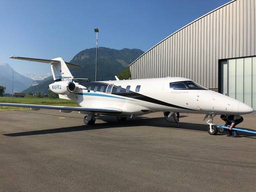 SKYTECH, INC. TAKES DELIVERY OF FIRST PC-24 FROM NEW COLORADO FACILITY