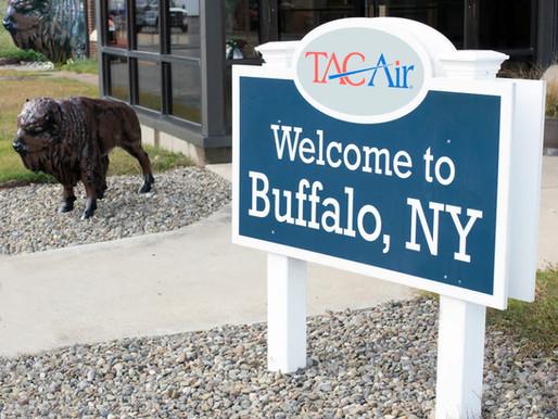 TAC Air Expands Far North With Acquisition of Prior Aviation FBO At Buffalo Niagara International Ai