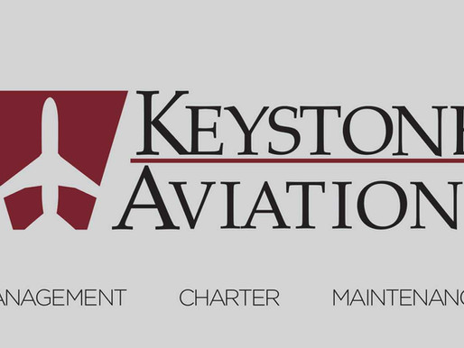 Keystone Aviation Private Jet Charter, Aircraft Management and Aircraft Maintenance Expands to SDL