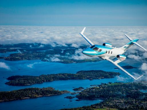 Banyan Aircraft Sales Represents HondaJet at Oshkosh 2019
