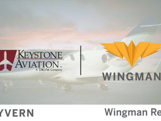 Keystone Aviation Renews WYVERN Wingman Certification