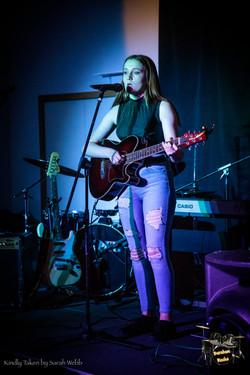 Solo Winner  -  Megan Howse