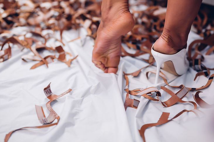 Malone Souliers - Milan - BTS  (613 of 8