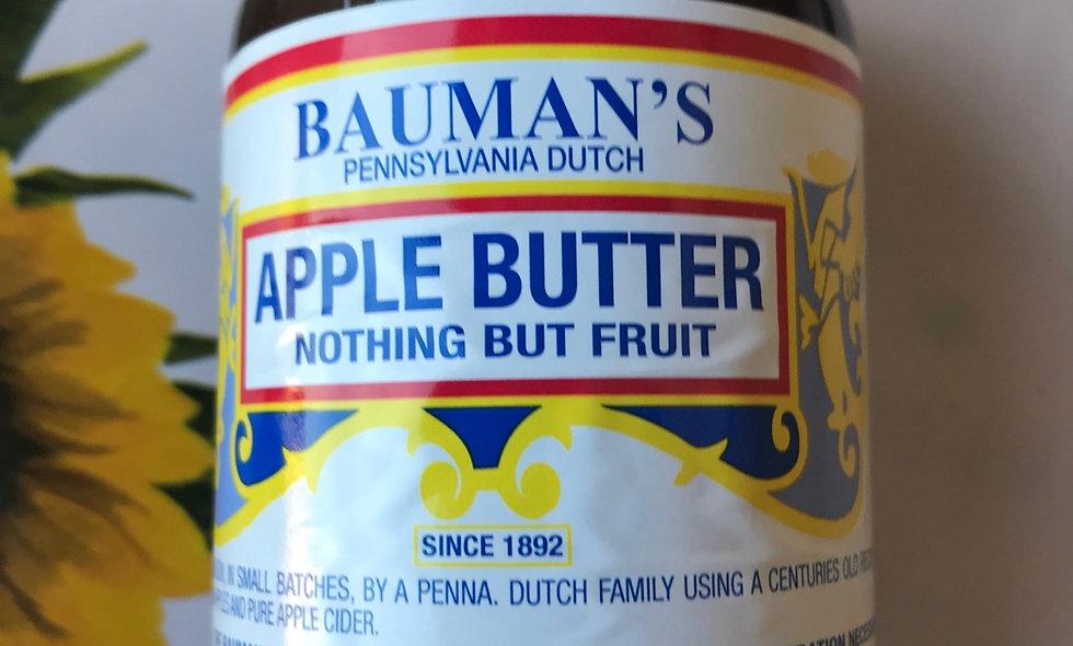 Fruit Butters -9 oz jar- fruit juice sweetened
