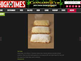 High Times: 11 Awesome 4/20 Edibles