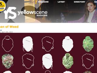 Yellowscene: Women of Weed