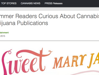 Weedworthy Feature: For Summer Readers Curious About Cannabis, A New Crop Of Marijuana Publications