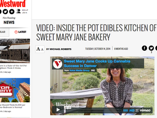 Westword Video: Inside the Sweet Mary Jane Kitchen