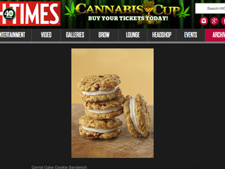 High Times: 10 Amazing Cannabis Bakeries