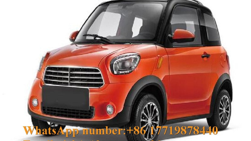 High Speed Luxury  Mini Electric Car With 4 Adult Seating Capacity