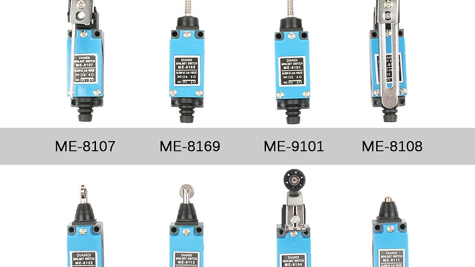 ME Series Momentary Limit Switch